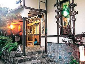 魚がうまい宿 齋藤旅館の外観