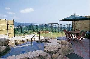和歌山の紅葉スポット近くの温泉宿・紅葉露天のある宿県 ホテルベルヴェデーレ