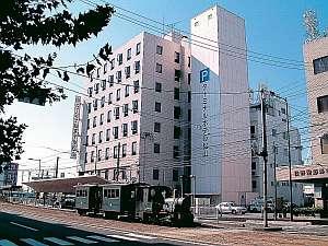 ターミナルホテル松山