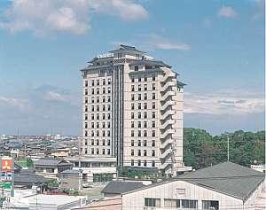 ホテル キャッスルイン 伊勢の外観