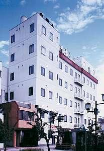 ホテル ナカジマの外観