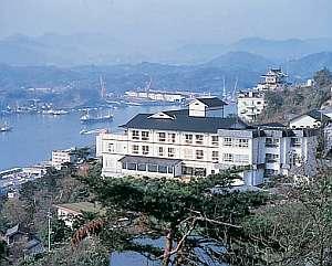 千光寺山荘の外観
