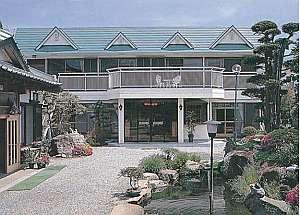 民宿 原の家の外観