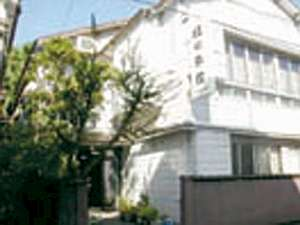 植田旅館の外観