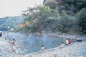【1泊2食+熊野古道弁当付】川湯温泉へいこう!・熊野古道を歩こう!仙人風呂を愉しもう!