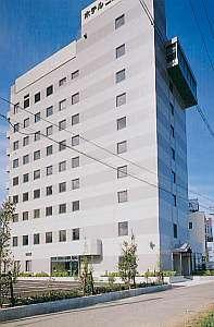 ホテルニューユタカの外観