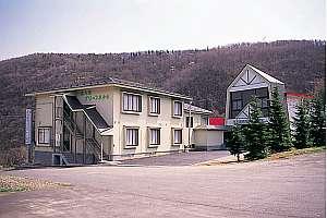 奥入瀬グリーンホテルの外観
