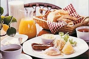 朝からシアワセ♪ 朝食付き(夕なし)