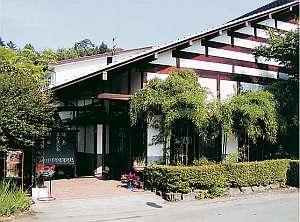 清野旅館の外観