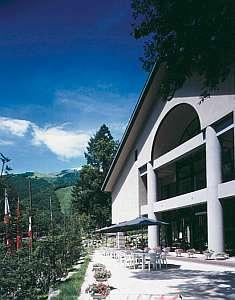 白馬樅の木ホテルの外観