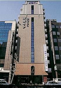 東横イン京都五条烏丸の外観
