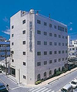 沖縄オリエンタルホテルの外観