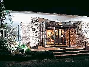筑波山京成ホテルの外観