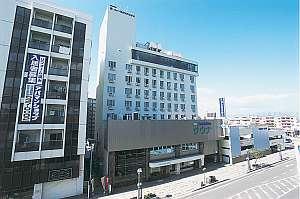 ニューグロリア大分ホテルの外観