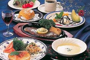 【50歳以上限定】の割引特典つき宿泊プラン<ステーキ洋食コース>