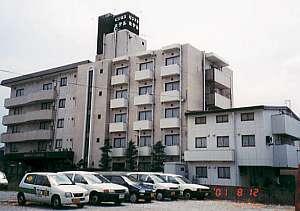 南彦根ステーションホテルの外観