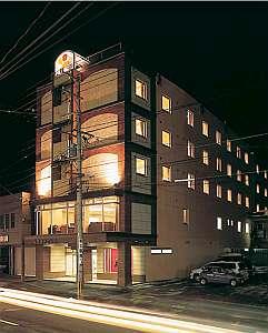 弘前東栄ホテルの外観