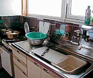 調理道具はだいたいそろっております。足りないものはお貸しします。