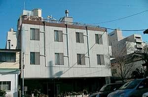ビジネスホテル 美奈月の外観