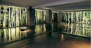 「竹林の湯」大浴場