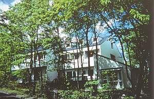 KOMACHi GREEN HOUSEの外観