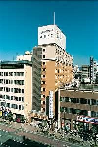 東横イン長崎駅前の外観