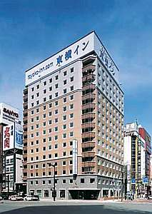 東横イン札幌すすきの交差点の外観