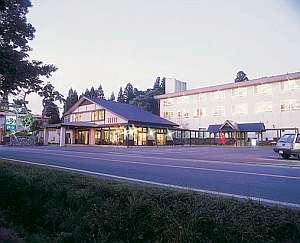 ホテル湖心亭の外観