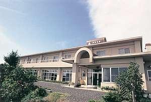公共の宿 伊勢志摩ユースホステルの外観