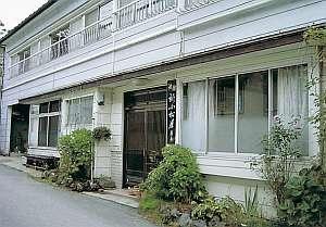 民宿 新小松屋の外観