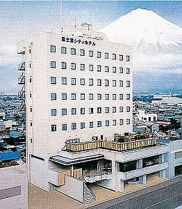 ホテルクラウンヒルズ富士宮