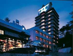 湯本温泉一の高層旅館