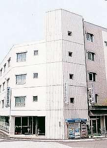 高知ビジネスホテル別館の外観