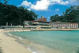 渚の温泉 奥城崎シーサイドホテル