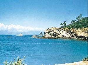 堂ヶ島カップル家族向ログ貸別荘のんびり1週間プラン