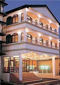 プチホテル マスヤの外観