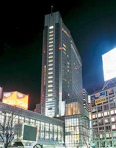 【渋谷駅直結】【2018年度】28日前早割りプラン☆ゆとりの広さの客室☆
