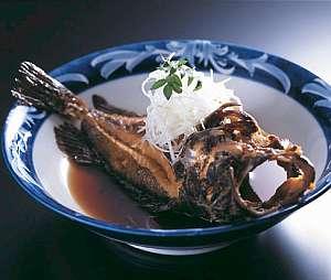 旬魚の煮魚(一例)