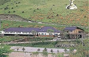 車山高原 プチホテル ネーベルハウゼの外観