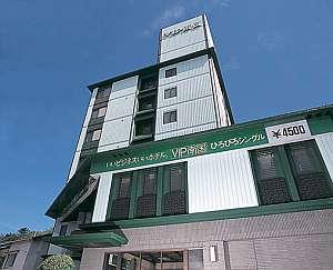 下関ビジネスホテルVIP南国の外観