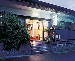 近江屋旅館の外観