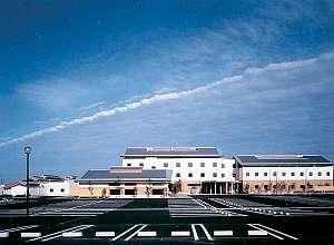 見奈良天然温泉利楽の外観