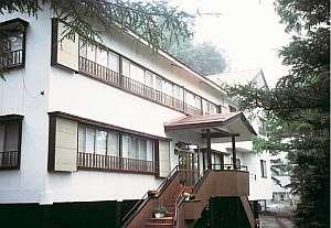 民宿旅館 昇雲荘の外観