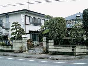 熊野旅館の外観