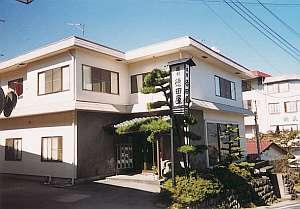 徳田屋旅館の外観