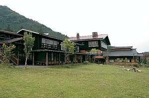 山の家 風楽の外観