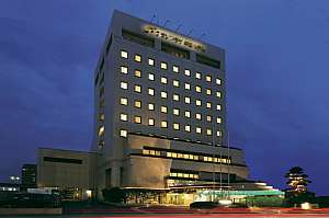 Grand Plaza Nakatsu Hotel