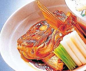 新鮮な日本海の魚を鮮やかに