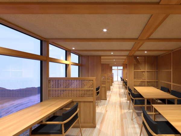 ホテル四季の館箱根芦ノ湖(2022年2月17日グランドオープン)の写真その5