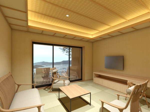 ホテル四季の館箱根芦ノ湖(2022年2月17日グランドオープン)の写真その4